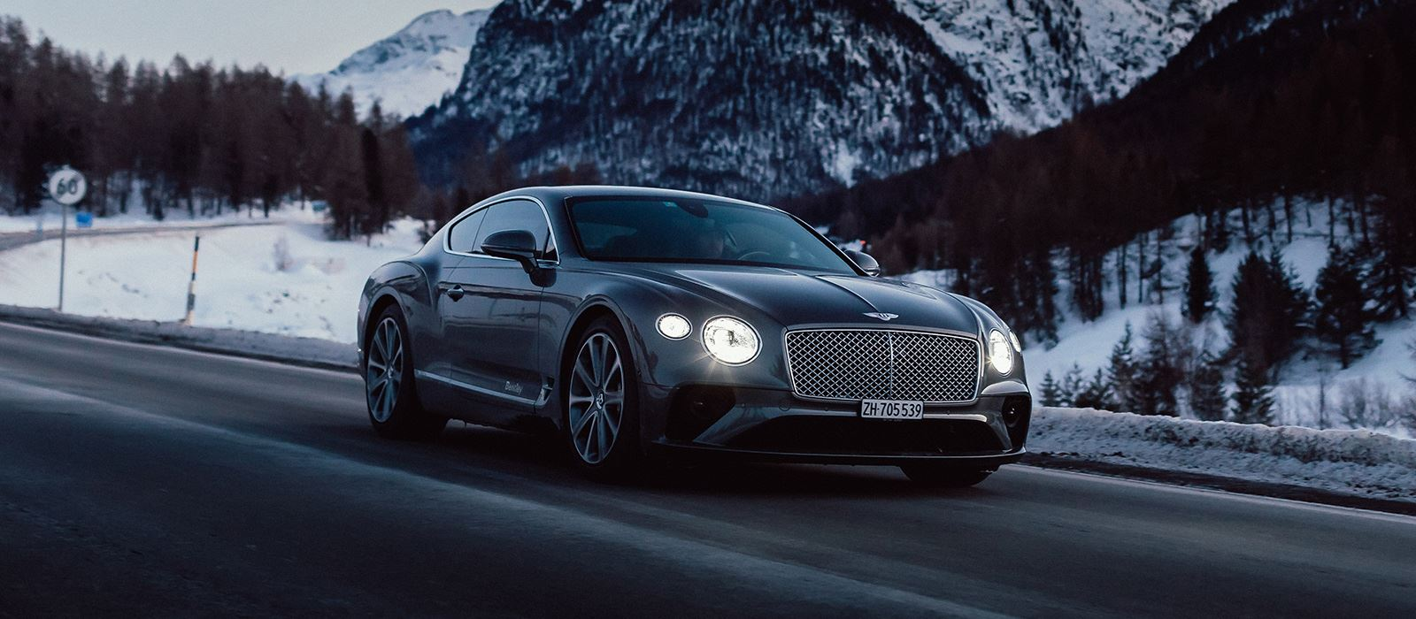 Bentley By Night