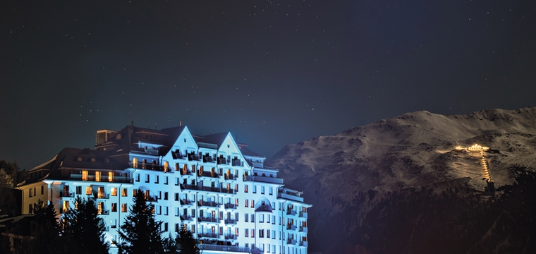 Switzerland's Leading Hotel 2019