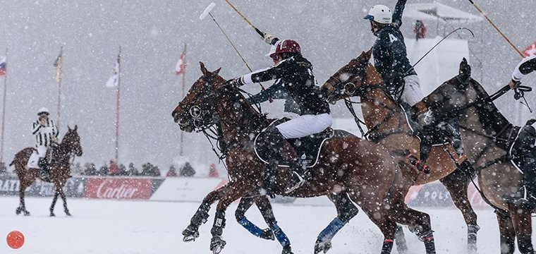 Snow Polo World Cup St. Moritz