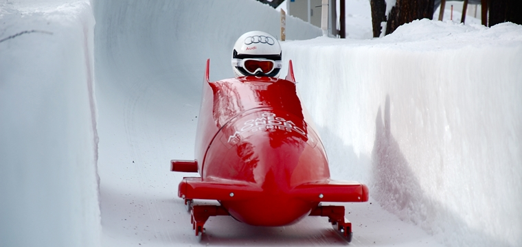 High speed on ice: bobsleigh like a pro