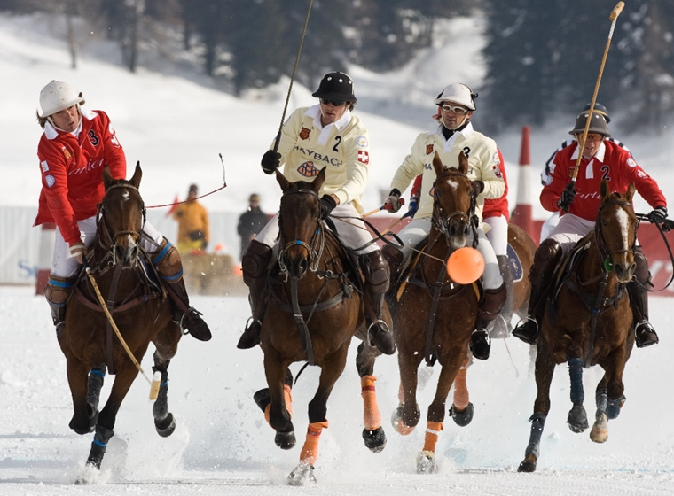 Snow Polo World Cup - VIP tickets